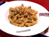 Fusilli pesto alle cime di rapa|Ricetta primo piatto|CorinaGS