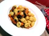 Gnocchi con sugo di cozze|Ricetta base primo piatto|CorinaGS