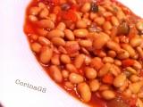 Fagioli di soia speziati in umido|CorinaGS