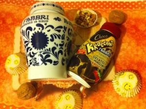 foto ingredienti praline fabbri