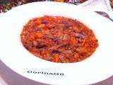 Lenticchie con radicchio Ricetta vegan CorinaGS
