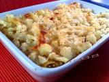 Pasta al forno con cavolfiore e mozzarella|CorinaGS