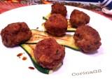 Polpette di carne e zucchine grigliate marinate|CorinaGS