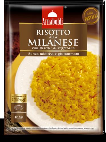 risotto milanese arnaboldi