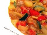 Verdure miste in padella|Ricetta verdure|CorinaGS