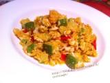 Couscous con orata e verdure|CorinaGS