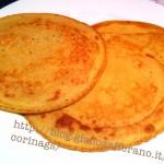 Farinata di ceci in padella|CorinaGS