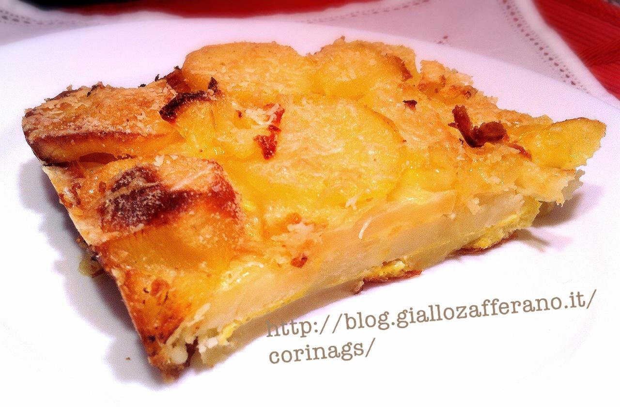 Patate al forno con uova e formaggio CorinaGS