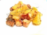 Polpo al vino con patate e spezie|CorinaGS