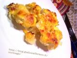 Cavolfiore con ricotta e uova al forno|CorinaGS