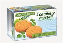cotolette vegetali amica natura