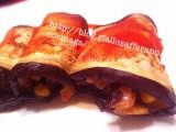 Involtini di melanzane ripieni|Ricetta base verdura|CorinaGS