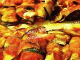Involtini di zucchine alla mediterranea|CorinaGS