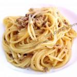 Spaghetti con vongole al prosecco|CorinaGS