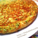 Frittata di zucchine e parmigiano|CorinaGS