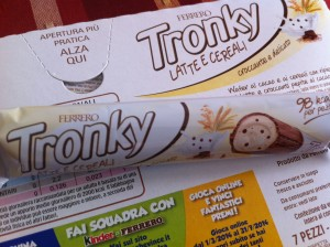 tronkytricolore latte e cereali tronky ferrero