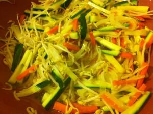 spaghetti soia foto 1