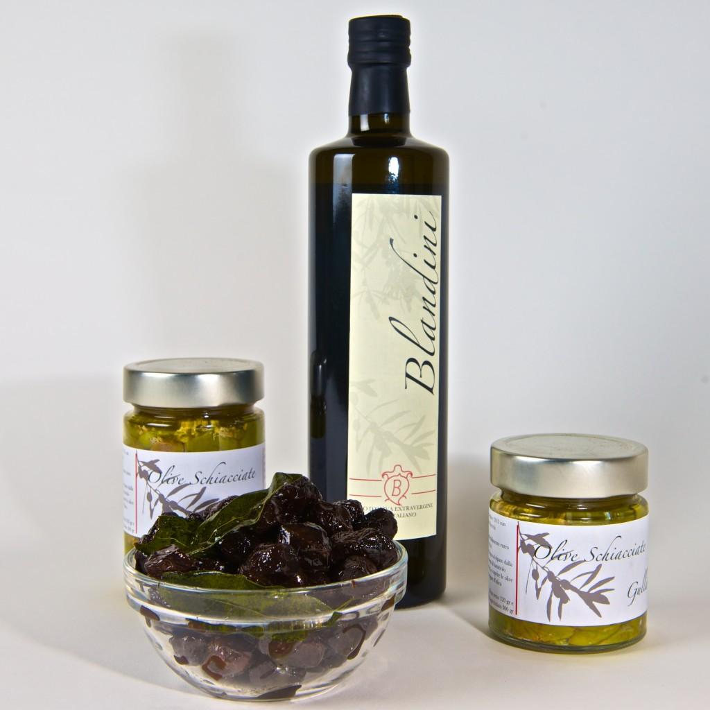 Azienda Agricola Blandini Olio e conserve bio CorinaGS