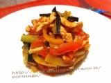 Pollo e verdure alla salsa di soia|Ricetta base pollo|CorinaGS