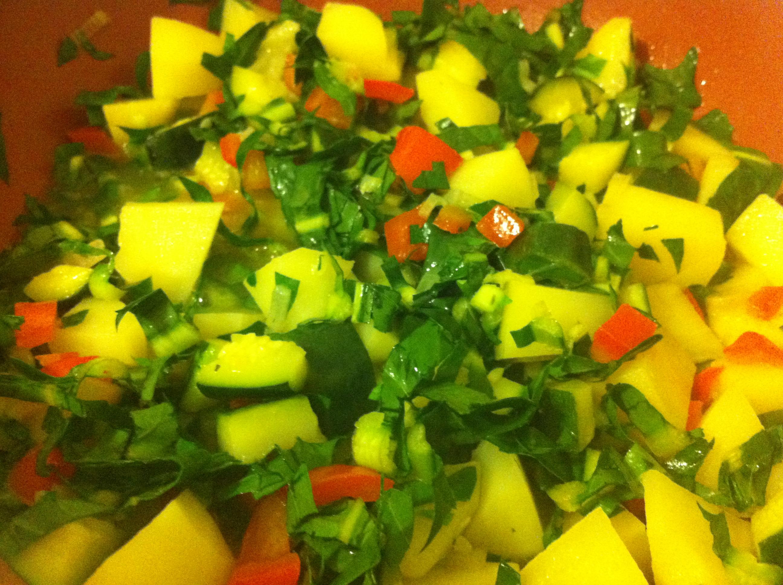 ricette verdure miste in padella 3