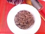 Risotto al radicchio e taleggio|Ricetta base riso|CorinaGS