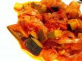 Shirataki tagliatelle con verdure e pomodoro|Ricetta light|CorinaGS