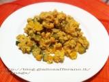 Cuscus Cous cous con ceci e zucchine|CorinaGS