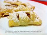 Fagottini dolci di pasta sfoglia con mele e noci|CorinaGS