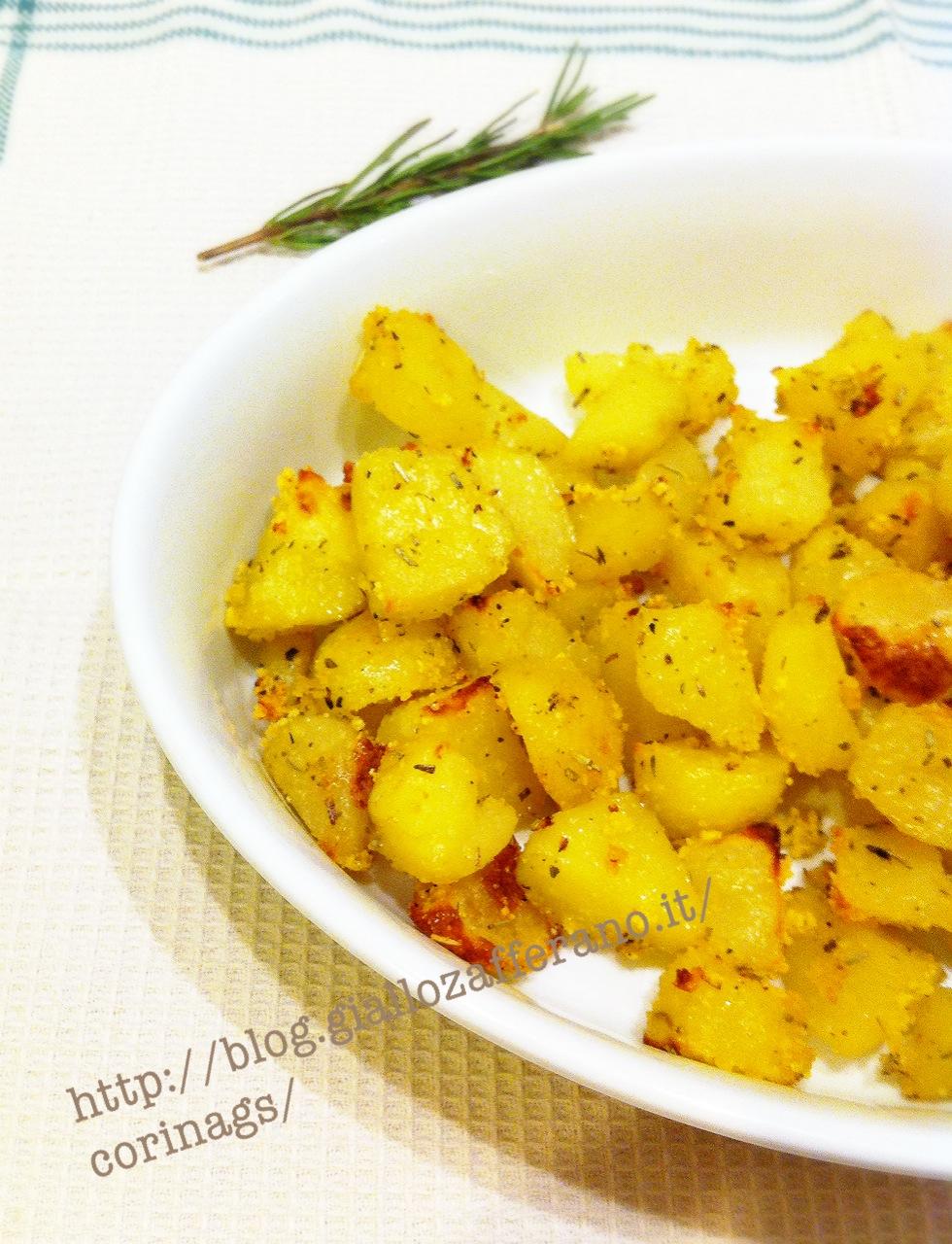 patate arrosto croccanti