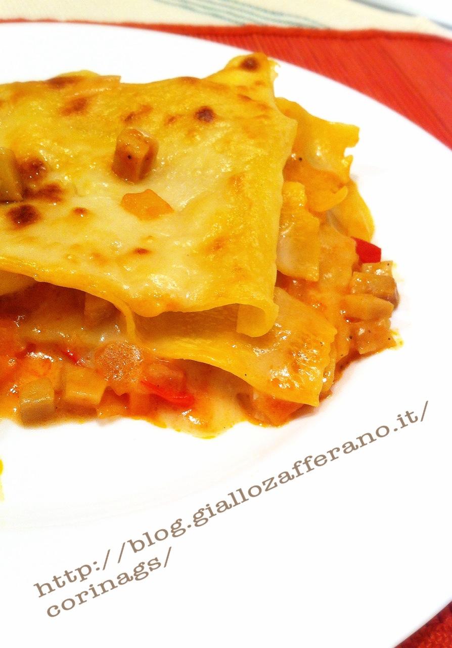 lasagne ragu seitan