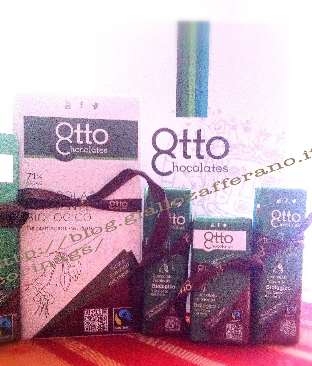 cioccolato sano otto chocolates