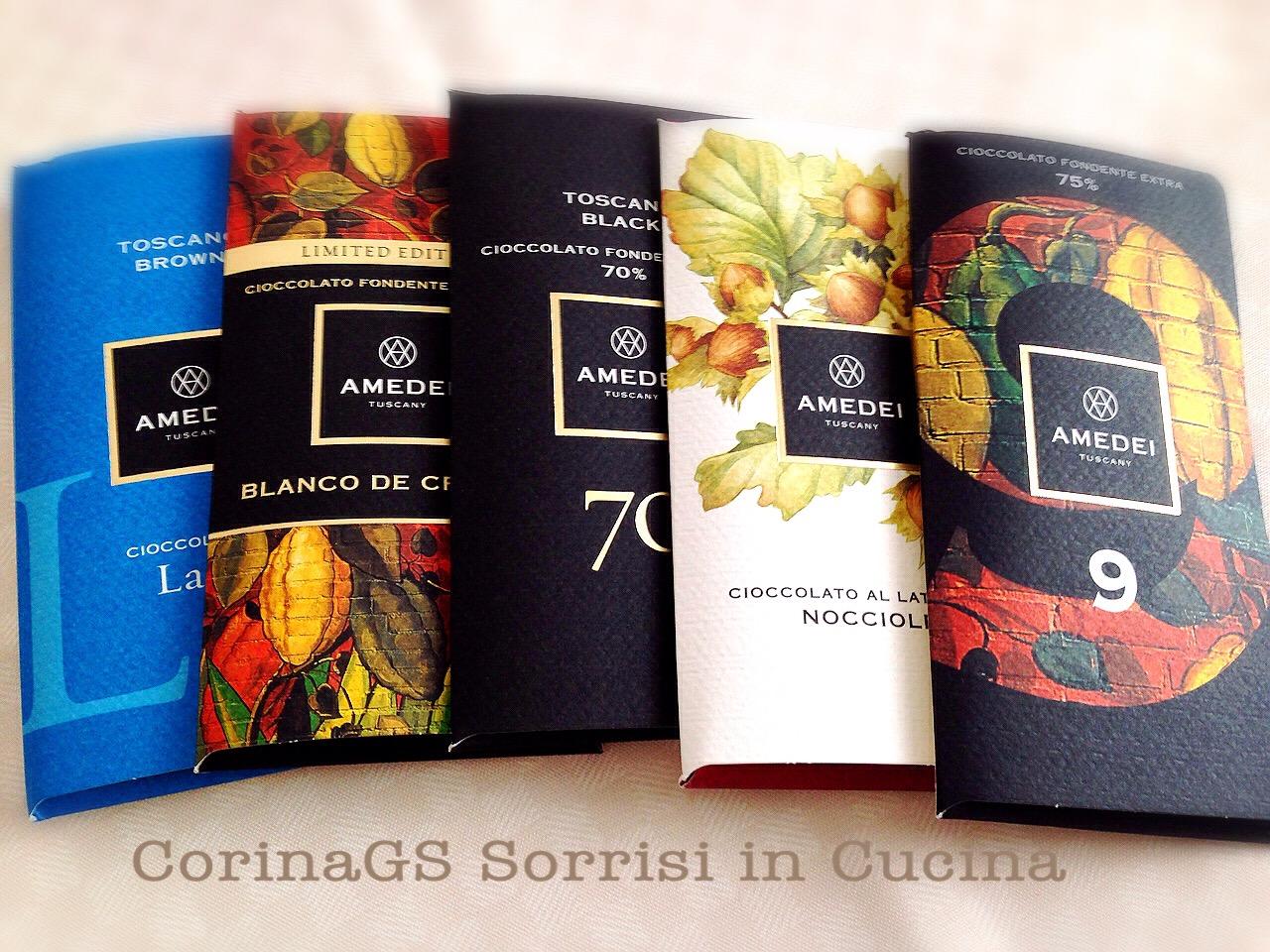 Amedei cioccolato per passione CorinaGS