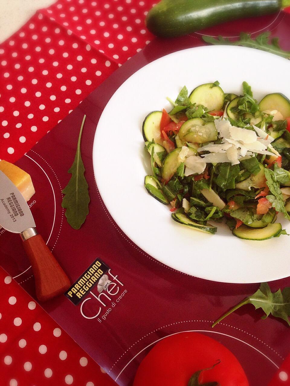 insalata leggera estiva gustosa