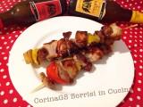 Spiedini di carne alla griglia|CorinaGS