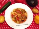 Verdure in salsa di pomodoro al curry|CorinaGS