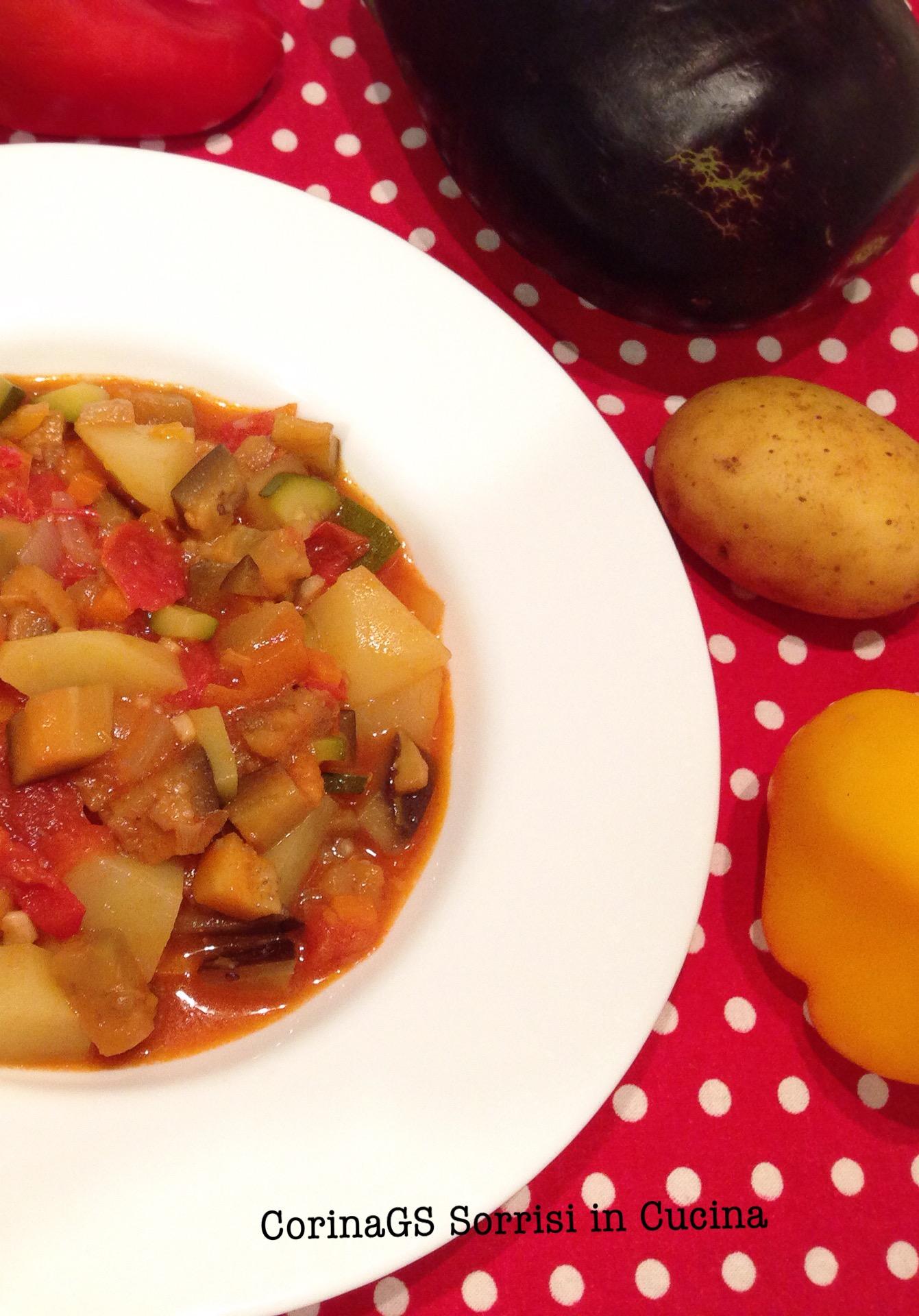 verdure curry