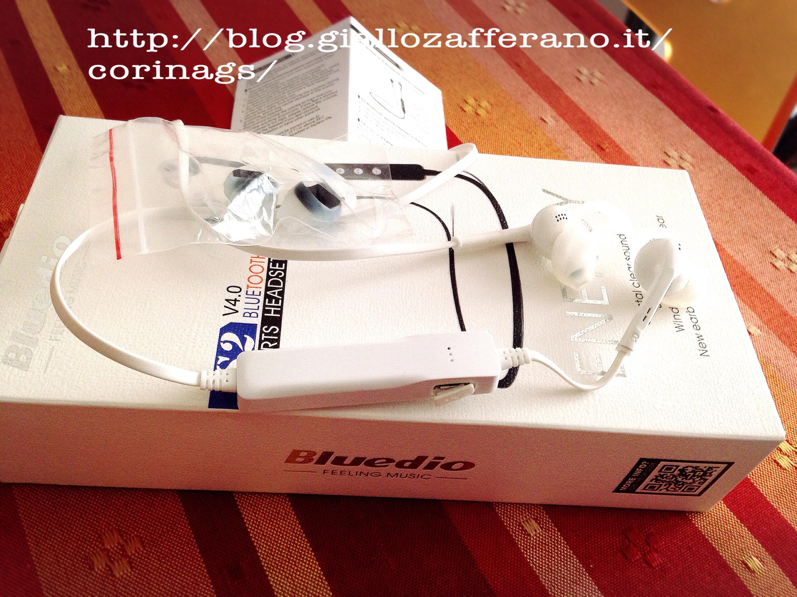 Patuoxun Auricolari Antisudore Bluetooth|CorinaGS