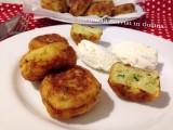 Polpette di ricotta|Ricetta vegetariana|CorinaGS