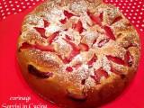 Torta alle fragole |Torta soffice fragole|CorinaGS