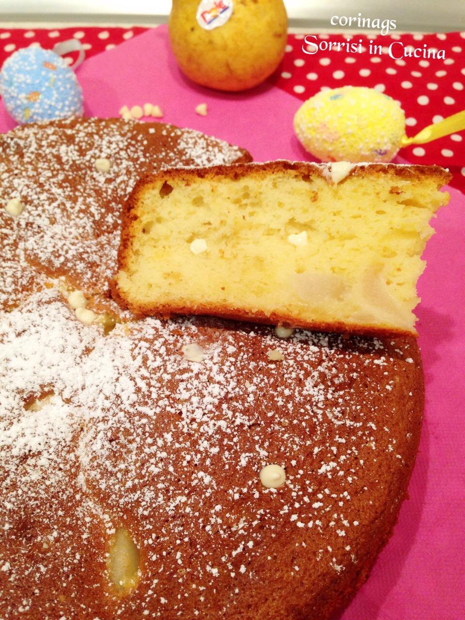 torta di pere ricette