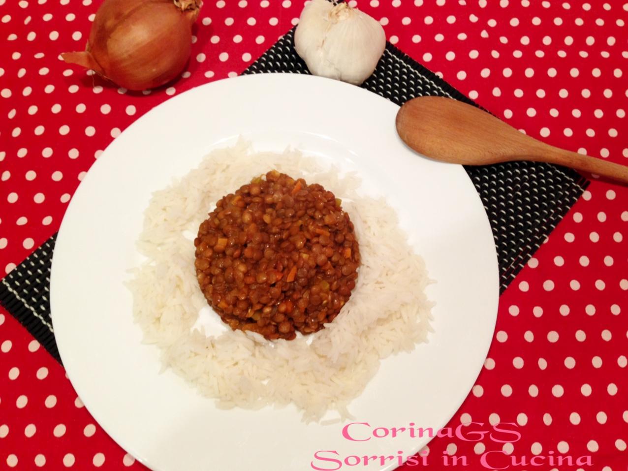 ricette lenticchie riso basmati