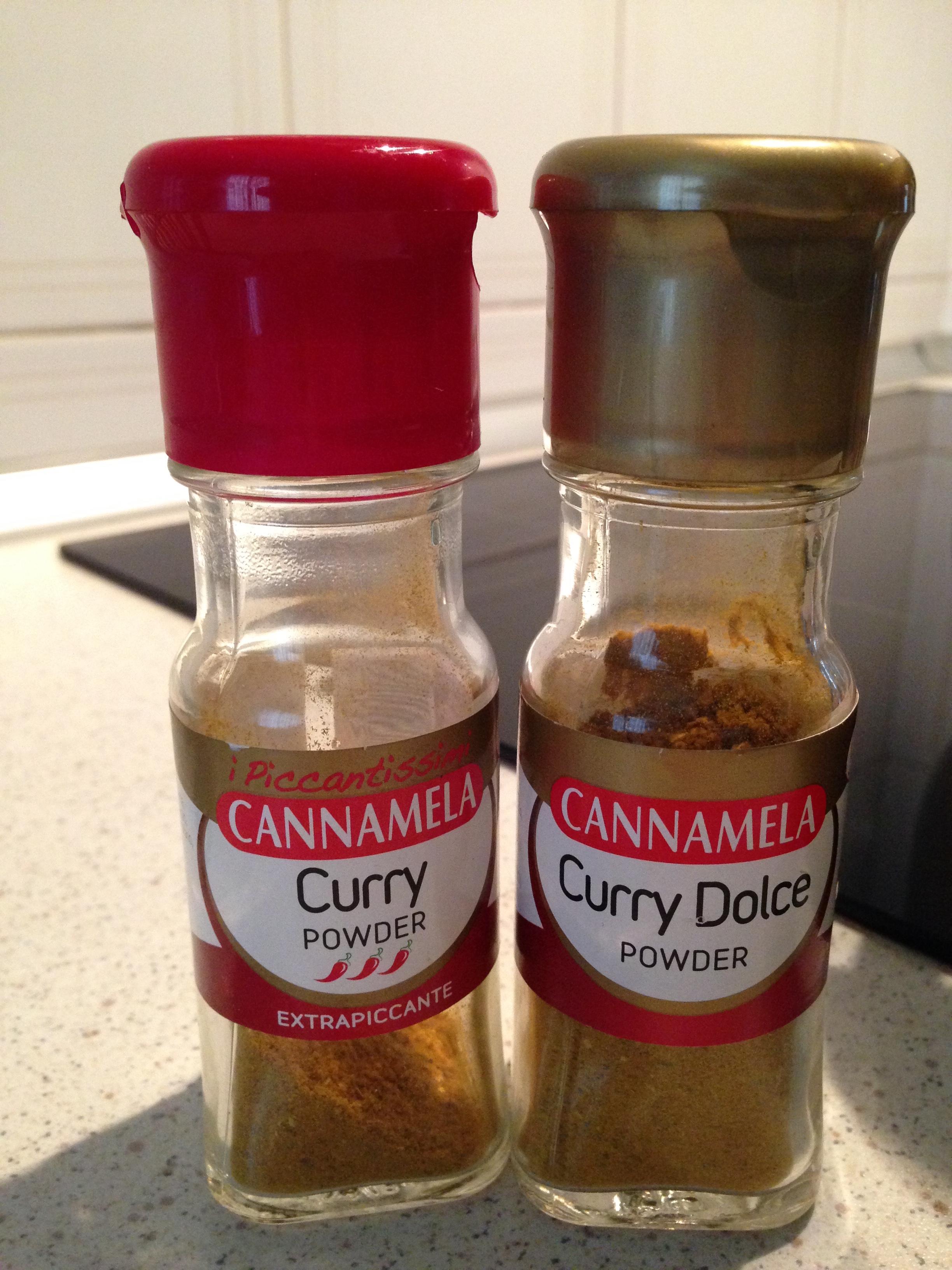 curry cannamela