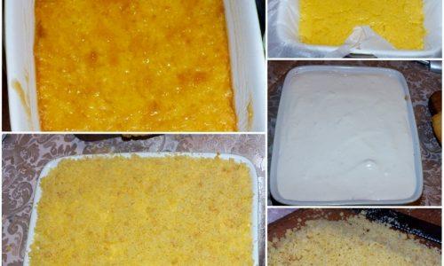 Quadrotto profumato alla crema di limone