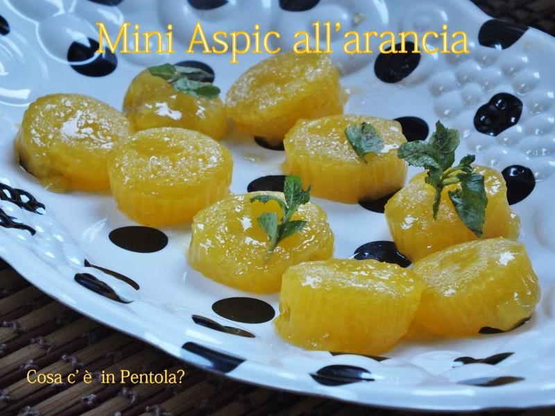 mini mini aspic