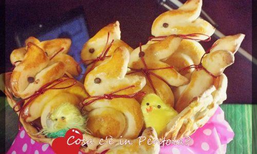 Coniglietti di Pasqua alla cannella