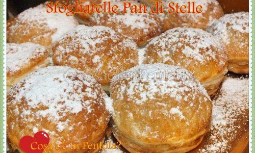 Sfogliatelle Pan di Stelle