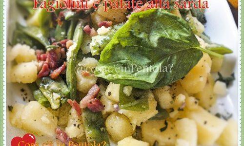 Fagiolini e patate alla Sarda