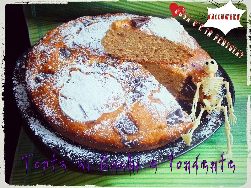 torta cachi blog