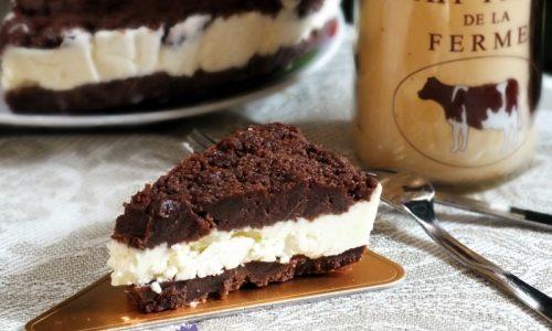 Torta gelato Pan di Stelle