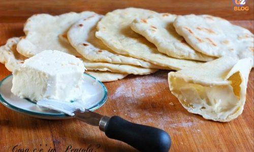 Pita senza lievito in padella
